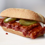 Here's where to find a McRib in Orlando