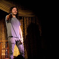 Comedian Greg Barris returns to town for a show at Dirty Laundry