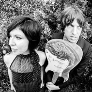 Garage rock duo the Schizophonics bring incendiary live show to Will's Pub