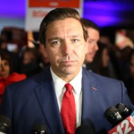 The Florida Republican Party postponed a major Orlando fundraiser, due to leadership disputes and lagging enthusiasm