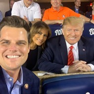 Florida Rep. Matt Gaetz says he kind of likes being called a 'tool'
