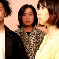 Japanese instrumental freakout trio Transkam return to Orlando