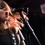Women completely owned international punk showcase Foreign Dissent at Will's Pub