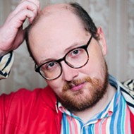 With a new album and a stop in Orlando, experimental composer Dan Deacon is back