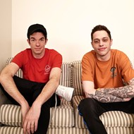 Pete Davidson is returning to Orlando after his ill-fated UCF show. This time he's bringing a friend