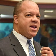 Florida Rep. Mike Hill will join other bigots speaking at an anti-LGBTQ conference today