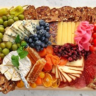 Craft a showstopping charcuterie board at Edible Education Experience's Culinary Curiosities class