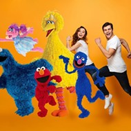 Sesame Street celebrates its 50th anniversary with a fun run at UCF's Memory Mall