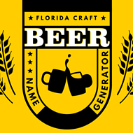 Florida Craft Beer Name Generator