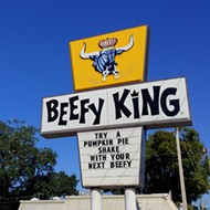 Orlando Fire Department investigating Beefy King blaze as possible arson