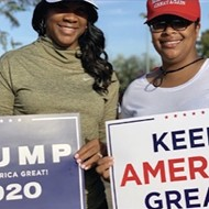 Donald Trump launches push for the Black vote with ads in Orlando