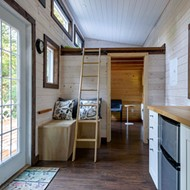 Take a tour of tiny homes at Bill Frederick Park's Tiny Living Festival Florida
