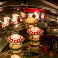 Free Play Florida at Caribe Royale Resort is a pinball paradise