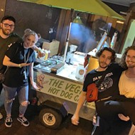 The Vegan Hot Dog Cart is looking for someone to sling doggies downtown