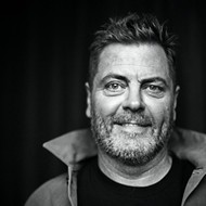 Pop, lock and rejoice with Nick Offerman in Orlando Thursday night