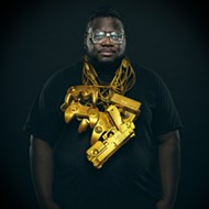 Nerdcore rapper Mega Ran shares his love of video games at Orlando's Will's Pub