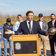 Gov. DeSantis announces 2020 'Python Bowl' partnership with NFL