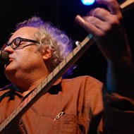 Underground legend Eugene Chadbourne to ramble into Will's Pub tonight