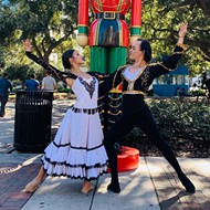 Moved to Friday, Russian Ballet Orlando will stage free 'Nutcracker' at Lake Eola