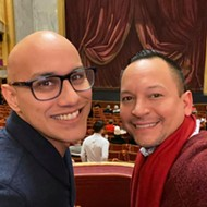 State Rep. Carlos Guillermo Smith was warned at the Vatican for holding hands with his husband