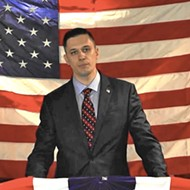 Orlando white nationalist candidate for U.S. Senate and President arrested in Melbourne