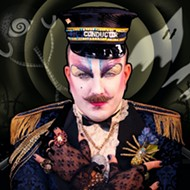 Orlando Fringe Winter Mini-Fest features a world premiere from award-winning clown-provocateur Dandy Darkly