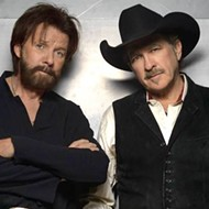 'Rebooted' country duo Brooks and Dunn to play Central Florida in May