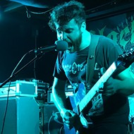 Sludge punks Black Tusk torch Mills 50 with heavy Florida support