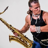 'Lost Boys' saxman Tim Cappello to play Orlando in April