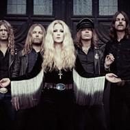 Swedish rockers Lucifer headbang their way into Orlando's Will's Pub
