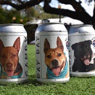 A Minnesota woman found her lost dog after a Florida brewery featured it on a beer can