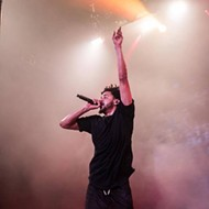 Rapper J. Cole is coming to Orlando this fall