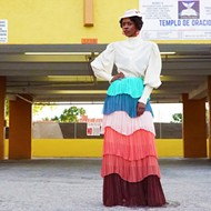 Mary Poppins gets reimagined at Orlando Public Library for 'Black Mary' art show