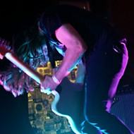 Metal-pedigreed shoegaze band Timelost land in Orlando like a celestial storm