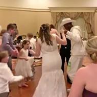 Lil Nas X crashes Orlando wedding reception at Disney World
