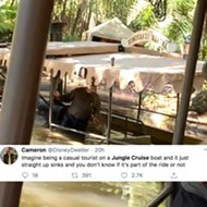 Guests and former cast members are roasting Disney on Twitter after Jungle Cruise boat sinking
