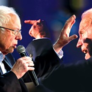 Will Orlando Democrats feel the Bern or go with the Joementum?