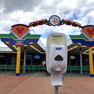 As Florida finally gets serious about coronavirus, Asian theme parks are starting to reopen