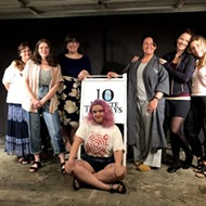 Phoenix Tears Productions treats Orlando to two short original plays presented in a two-car garage