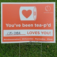 Orlando and Winter Park, you can 'Tea P' your neighbors with Infusion Tea's help