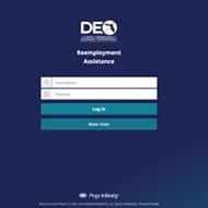 Florida's unemployment website is out of service until Monday