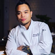 The James Beard Award finalists were announced today and Kabooki Sushi's Henry Moso didn't make the short list