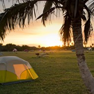 Florida's state forest campgrounds begin to reopen today