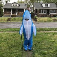 Ask a scientist: Will this shark suit protect me from COVID-19?