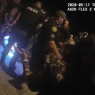 DeLand block party ends with two arrests, injured officers and a hospitalization