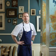 Dovecote Brasserie's Clay Miller is the new executive chef at the Ravenous Pig