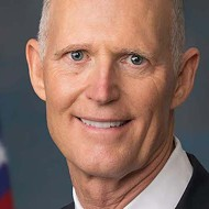 Florida Sen. Rick Scott backs Trump's 'law-and-order' rhetoric towards Justice for Floyd protesters