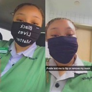 Publix won't let employees wear Black Lives Matter face masks