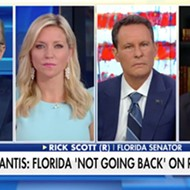 On same day as new record for COVID-19 cases, Sen. Rick Scott tells Fox News that Florida doesn't need a statewide mask order
