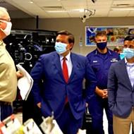 Despite coronavirus spike in Florida, Gov. DeSantis says Republican convention will be a 'safe environment'
